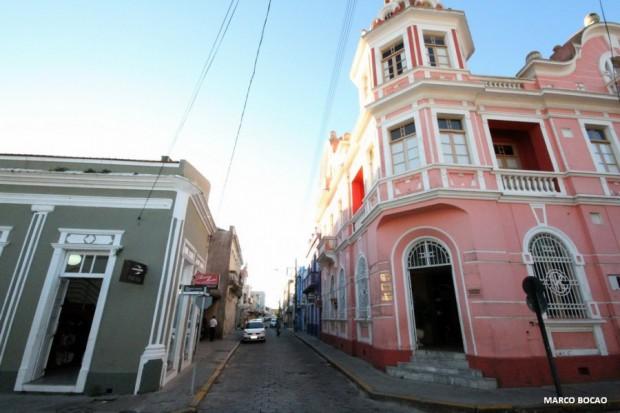 Principal rua do Centro Histórico será revitalizada