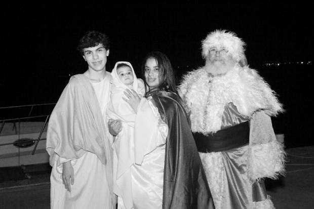 Papai Noel chega em Laguna no dia 07 de dezembro