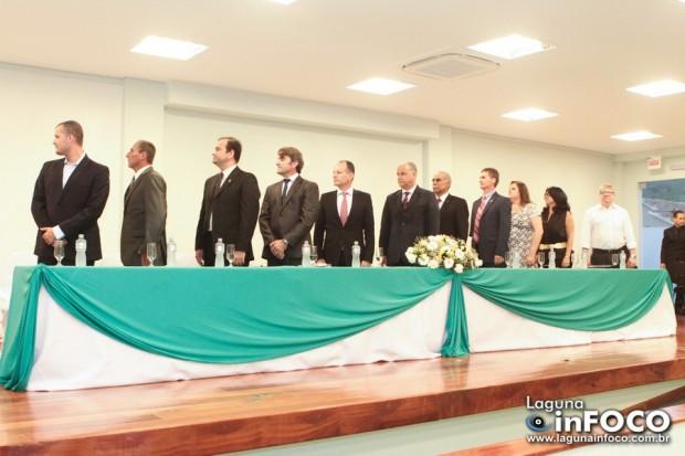 Cerimônia marca a posse das novas diretorias da ACIL, CDL e SINCAVAL