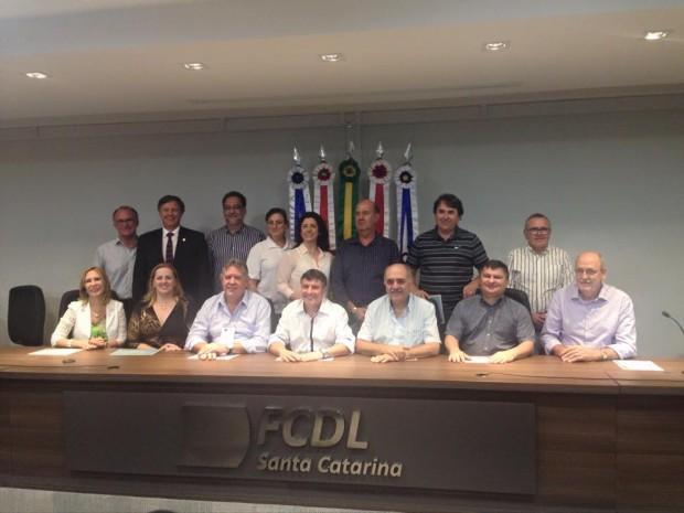 FCDL elege sua diretoria