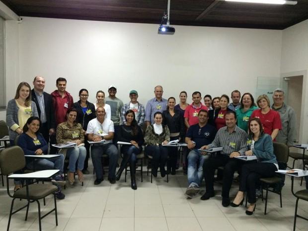 2° módulo do curso em parceria com o SENAC é realizado