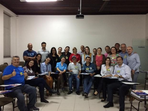 3° Módulo do curso em parceria com o SENAC é realizado
