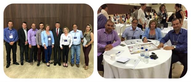 Presidente da CDL de Laguna esteve presente no PEX (Programa de Excelência nas CDLs) em Criciúma