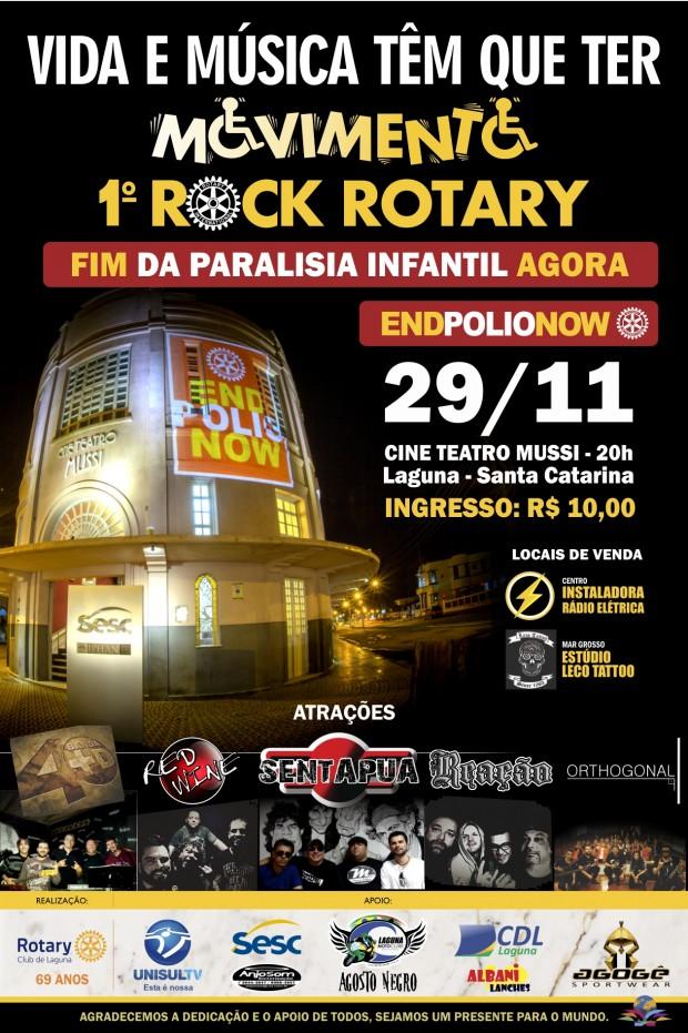 MOVIMENTO 1° ROCK ROTARY