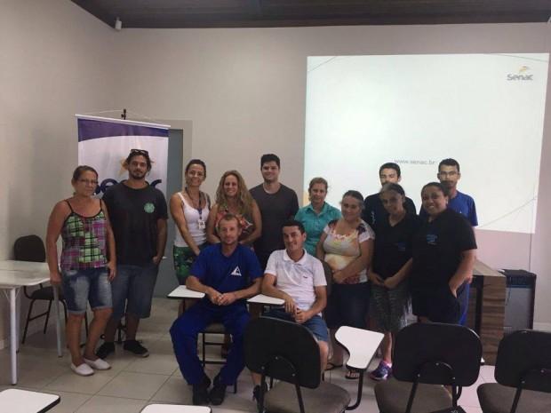 Workshop de Manipulação em Boas Práticas em Manipulação de Alimentos é realizado