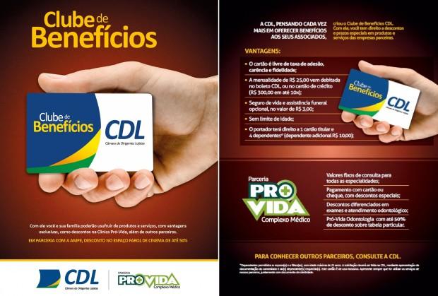 A CDL de Laguna tem uma nova parceria: Clínica Pró-Vida!