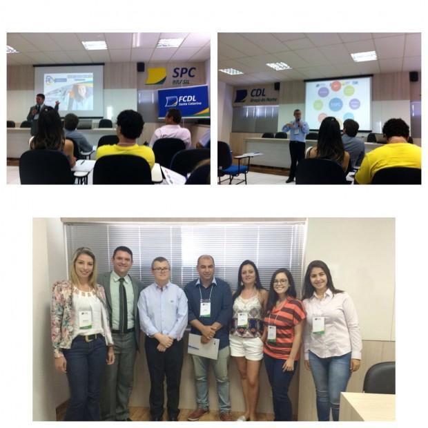 CDL de Laguna participa da reunião de gestores em Braço do Norte