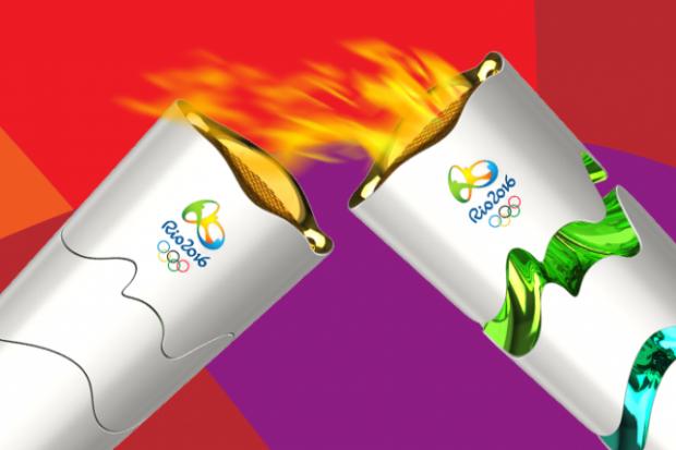 Terra de Anita receberá a Tocha Olímpica