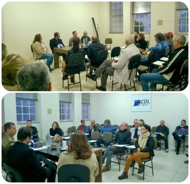 Reunião sobre segurança pública é realizada
