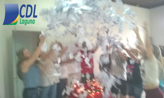 Sorteados do Natal Premiado em Laguna 2016